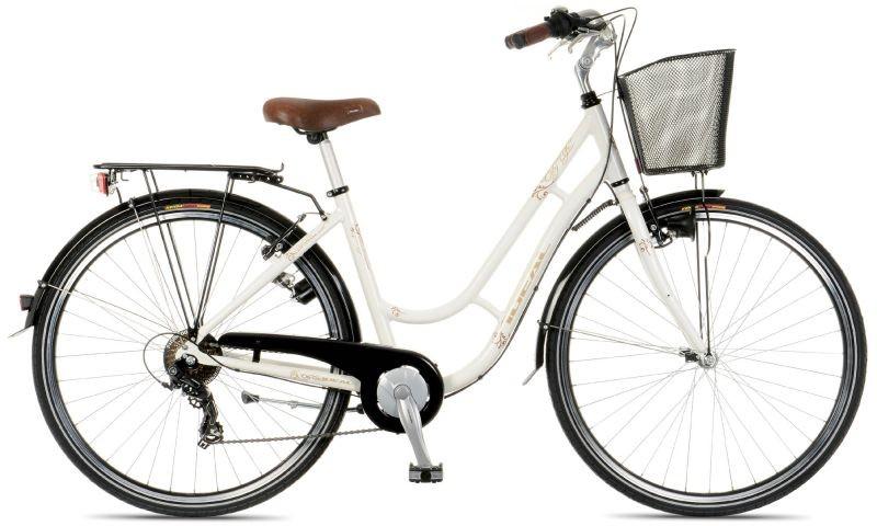 Bicicleta de oras proiectata pentru plimbari scurte