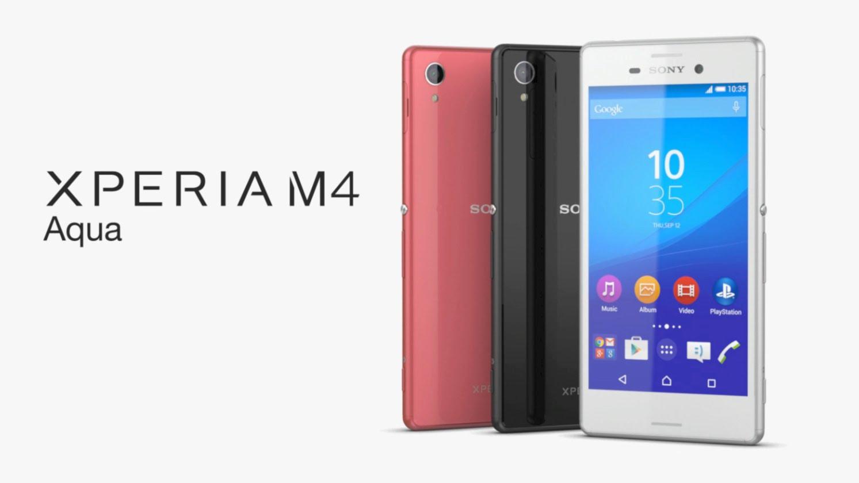 Ce este Sony Xperia M4 Aqua?