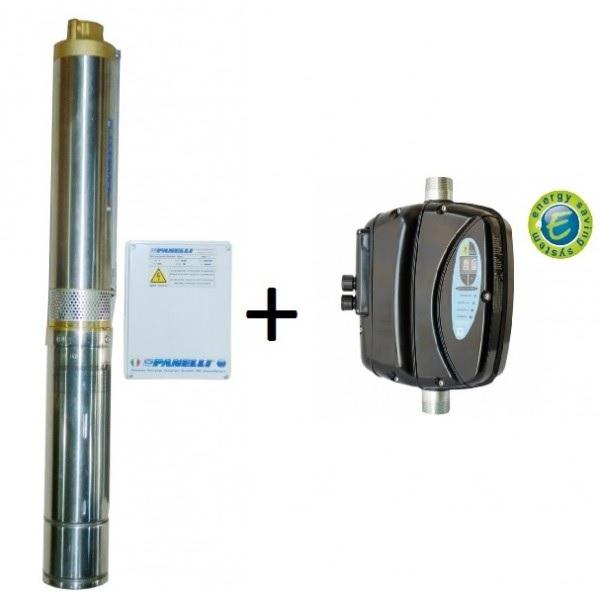 pompa submersibila panelli cu convertizor de frecventa