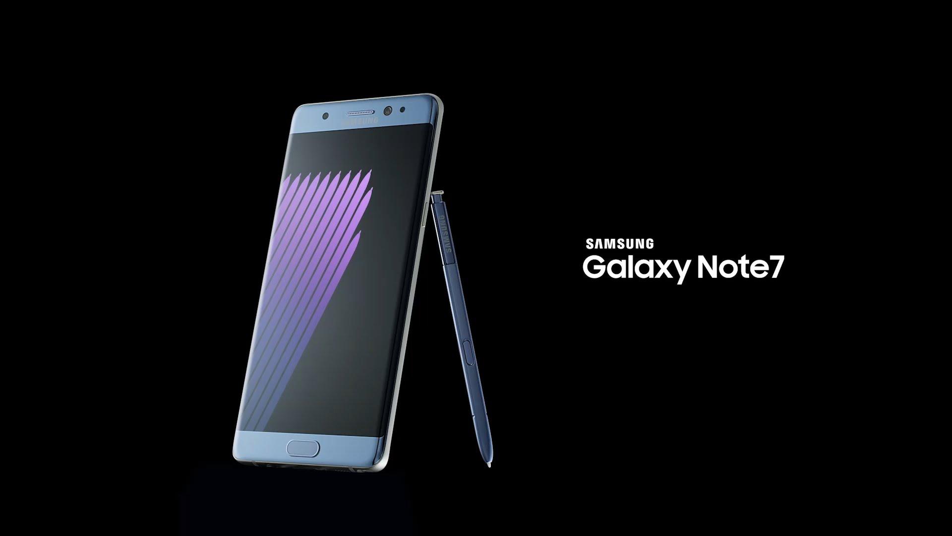 De ce a decis Samsung sa renunte la Galaxy Note 7