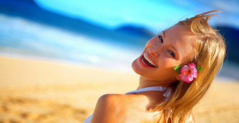 Stiai ca zambetul este cel mai frumos accesoriu?