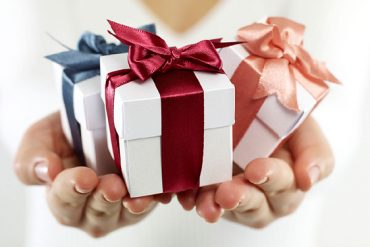 Arta de a face un cadou