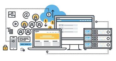 Web hosting pentru site-ul tau