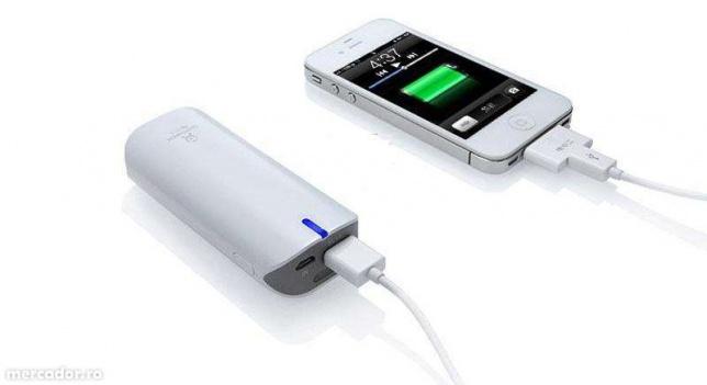 Cat de utila este o baterie externa?