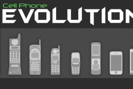 Evolutia componentelor de telefoane mobile