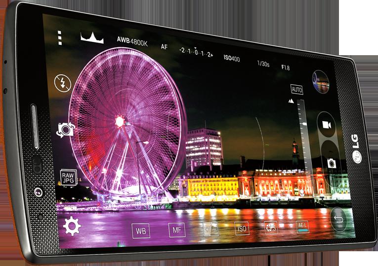 LG G4 – design si hardware