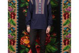 Bluza traditionala romaneasca