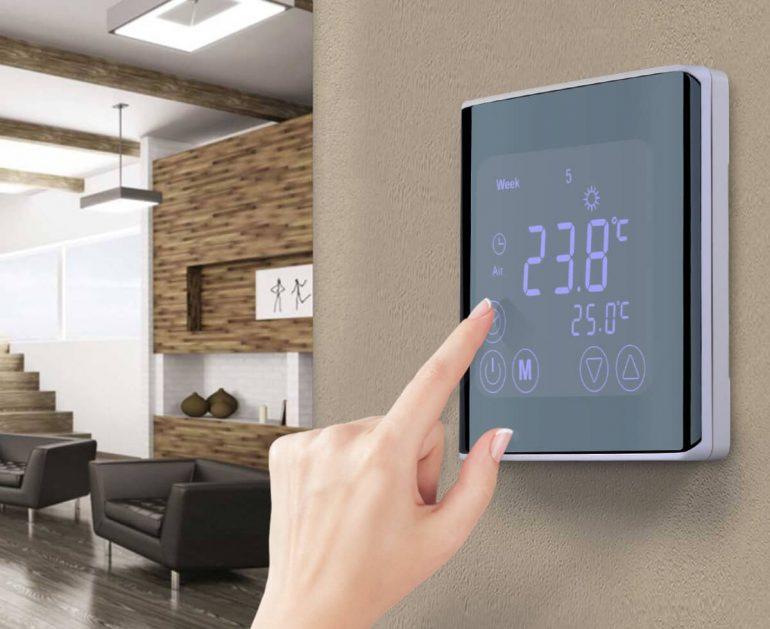 Ce sunt termostatele inteligente?