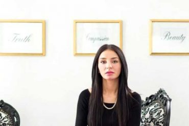 De ce este atat de populara Vanessa Youness Amal?