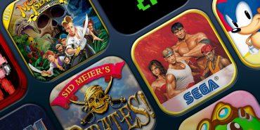 Recomandari de jocuri retro pentru iOS