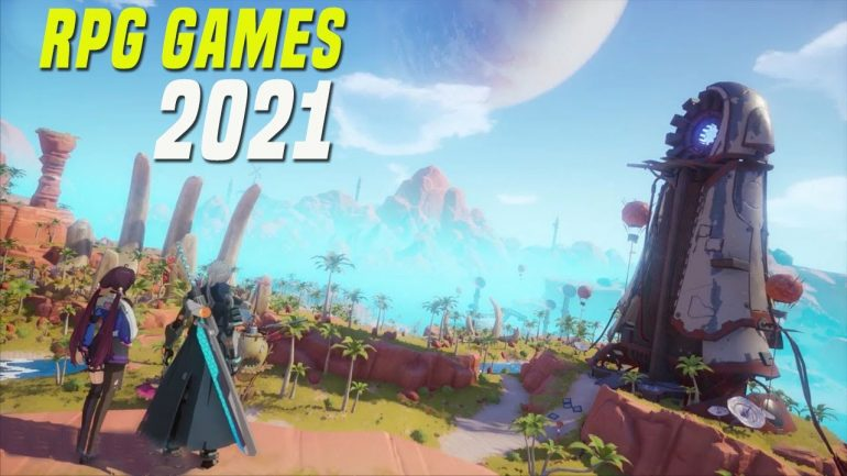 Top Jocuri RPG mobile pe 2021