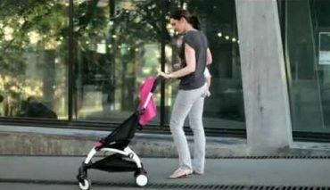 Cărucior pentru copii Babyzen YoYo Sport - Cu sistem de pliere compactă